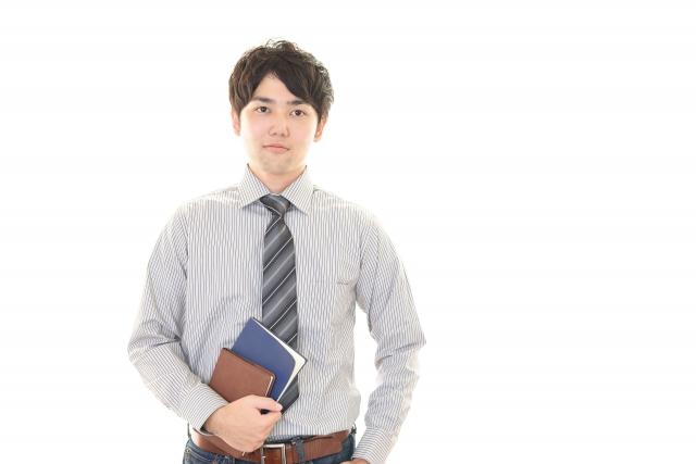 若いビジネスマンのイメージ写真