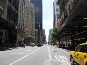 ニューヨーク海外生活イメージ写真